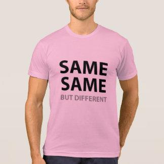 O MESMOS MESMOS mas diferente Camisetas