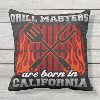 O mestrado da grade é nascido em Califórnia Almofada Para Ambientes Externos