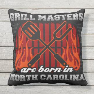 O mestrado da grade é nascido em North Carolina Almofada Para Ambientes Externos