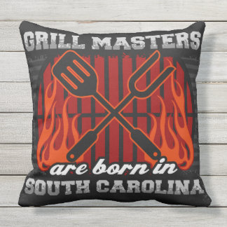 O mestrado da grade é nascido em South Carolina Almofada Para Ambientes Externos