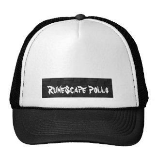 O metal RuneScape vota o chapéu Boné