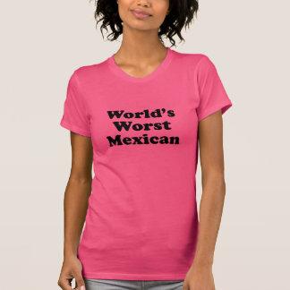 o mexicano o mais mau do mundo tshirt