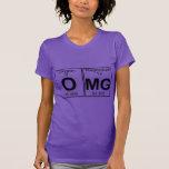 O-MG (omg) - cheio Tshirts