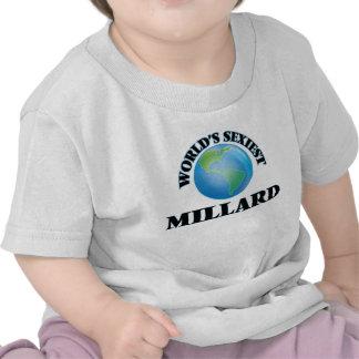 """O Millard o mais """"sexy"""" do mundo Camiseta"""