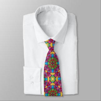 O mineiro de ouro telhou gravatas coloridas