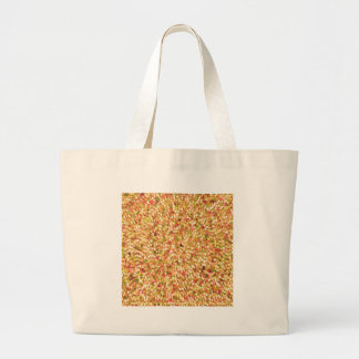 O modelo artístico DIY dos confetes adiciona Bolsa Para Compra