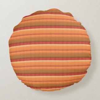 O modelo de DIY fácil adiciona a IMAGEM da FOTO do Almofada Redonda