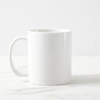 O MODELO DIY vazio adiciona CORES da mudança da Caneca De Café