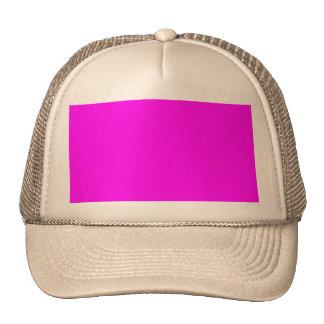 o modelo roxo magenta a personalizar personaliza boné