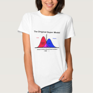 O modelo super original tshirts