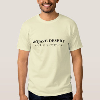 O Mojave 2 dos homens tomado partido Tshirts