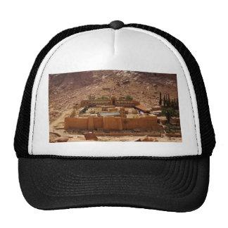 O monastério Sinai Egipto de Catherine antiga do s Bones