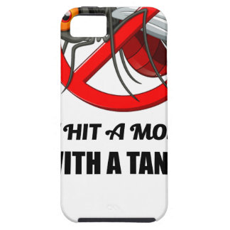 o mosquito não o bate com um tanque capas para iPhone 5