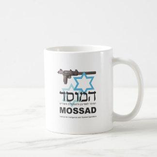O Mossad Caneca De Café