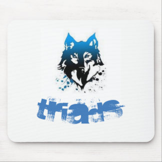 O mousepad do logotipo das tríades ALRP