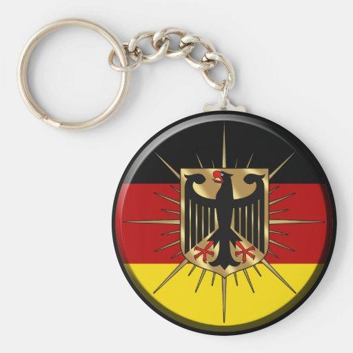 O mundo da alemanha do futebol de Alemanha patroci Chaveiro