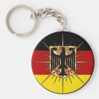 O mundo da alemanha do futebol de Alemanha patroci Chaveiros