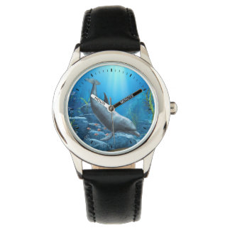 O mundo do golfinho relógio de pulso