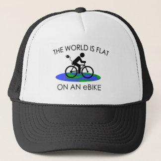 """""""O mundo é"""" bonés lisos do ciclismo"""