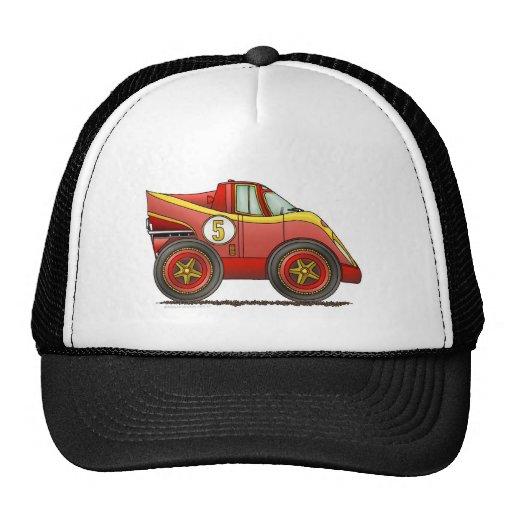 O mundo vermelho fabrica chapéus do carro do campe boné