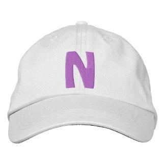 """O """"n """" das crianças boné bordado"""