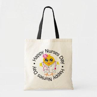 O nacional nutre o dia - enfermeiras bolsas