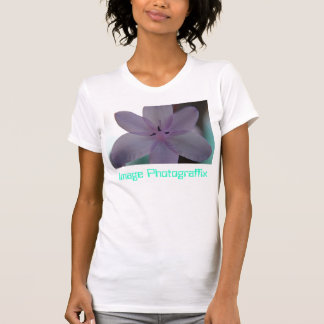 O narcótico colore a flor tshirt