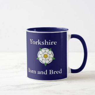 O nascer de Sheffield & produziu a caneca