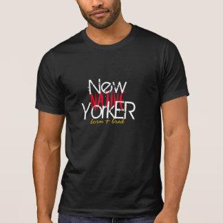 O nascer nativo do Nova-iorquino & produziu o Camiseta
