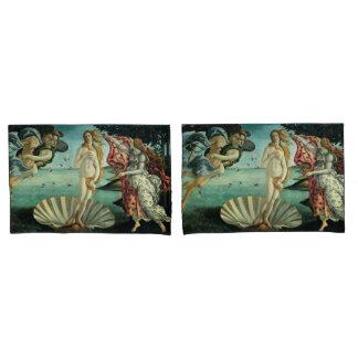 O nascimento de Venus por Sandro Botticelli