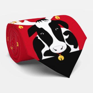 O Natal acobarda a gravata engraçada