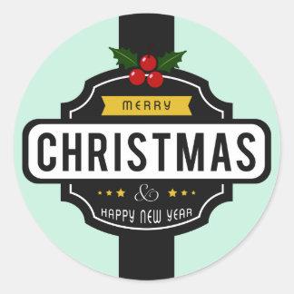 O Natal deseja etiquetas
