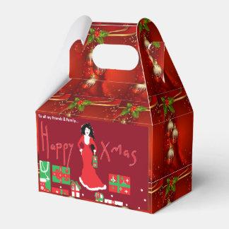O Natal do desenhista mantem a caixa segura