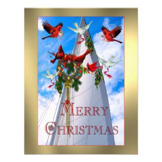 O Natal do marinheiro Convite