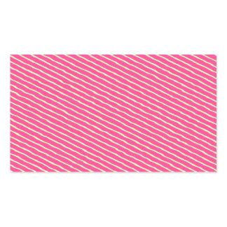 """O negócio cor-de-rosa moderno, 3,5"""" x 2,0"""", 100 cartão de visita"""