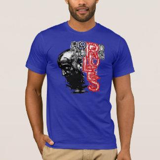O núcleo duro de Amoura ordena o t-shirt americano Camiseta
