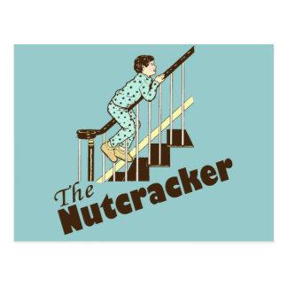 O Nutcracker Cartão Postal