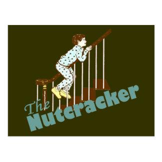 O Nutcracker engraçado Cartão Postal