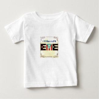 O #NYLovesPR caçoa a camisa