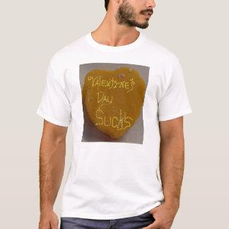 ò O dia dos Anit-Namorados anuais Camiseta