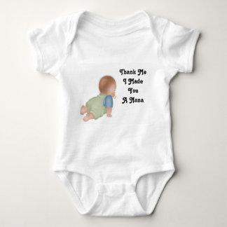 O obrigado Me1, agradece-me que eu lhe fiz uma Body Para Bebê