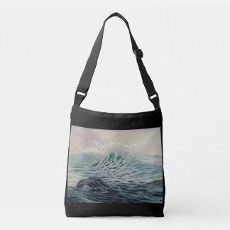 O oceano - uma força da sacola da natureza bolsa ajustável