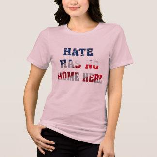 o ódio anca não tem nenhum design da camisa da