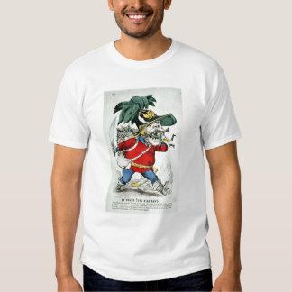 O ogre alemão gigante t-shirt