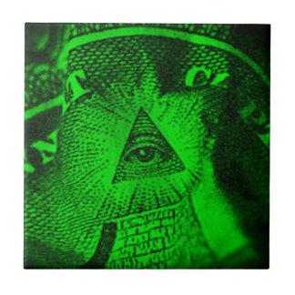 O olho de Illuminati