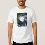 O olho furacão Isabel do 18 de setembro de 2003 Tshirt