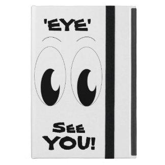 """O """"olho"""" vê-o! - Mini caso de Ipad! Capas iPad Mini"""