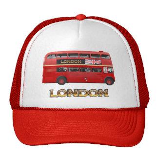 O ônibus do vermelho de Londres Boné