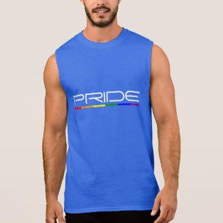 O orgulho colore o orgulho gay regata