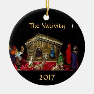 O ornamento da natividade